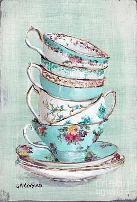 Tea Rose Art