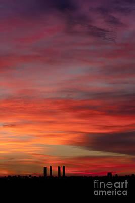 Photograph - sunrise I by JoseAngel Izquierdo