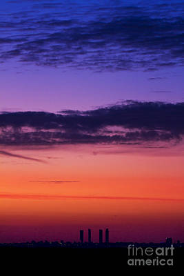 Photograph - Sunrise II by JoseAngel Izquierdo