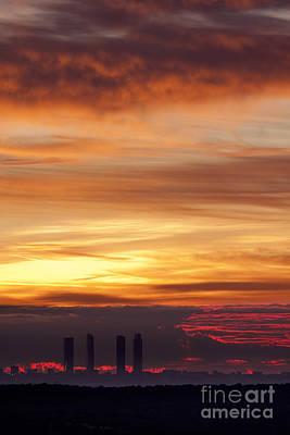 Photograph - Sunrise III by JoseAngel Izquierdo