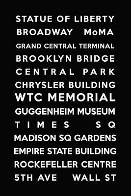 Designs Similar to New York by Georgia Fowler