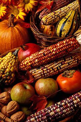 Autumn Harvest Wall Art