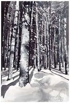 Freezing Paintings
