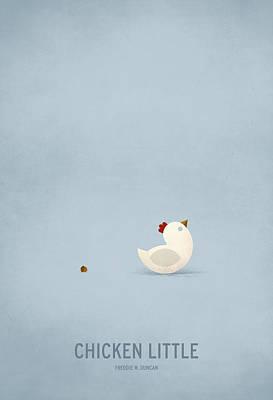 Chicken Digital Art