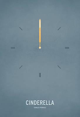 Clock Digital Art