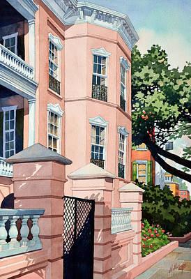 City Landscape Paintings