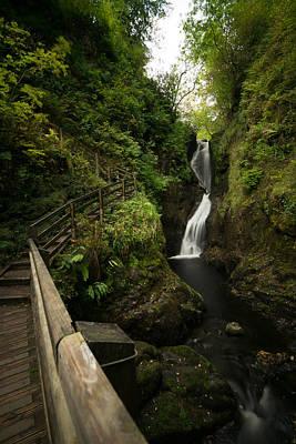 Photograph - Ess na Laragh by Edward Benton