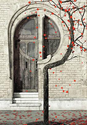 Door Digital Art