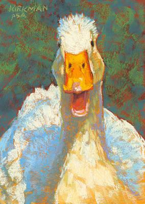 Water Fowl Art