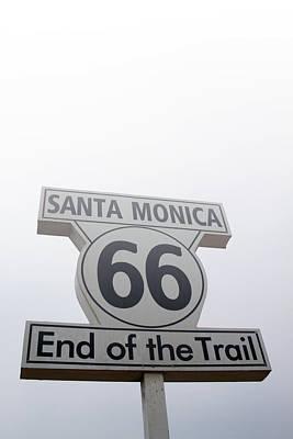 Historic Route 66 Photographs