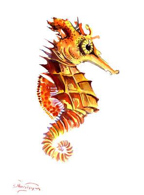 Designs Similar to Seahorse by Suren Nersisyan