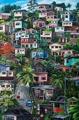 Tobago Paintings
