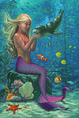 Kelp Forest Paintings