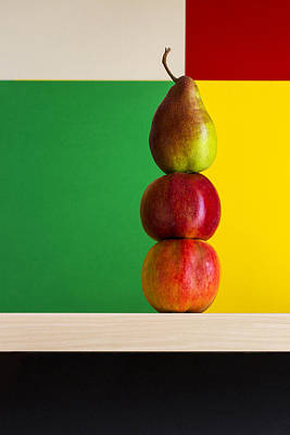 Apples And Pears Wall Art