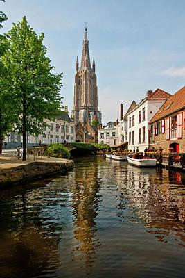In Bruges Digital Art