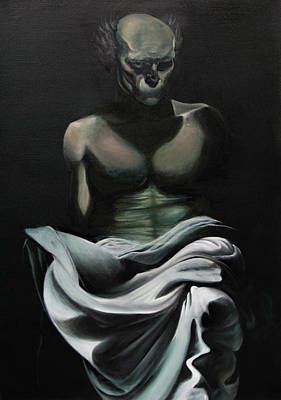 Painting - Fucking Bitch by Colin Hoisington