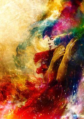 Bipolar Digital Art