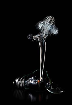 Smoke Break Art