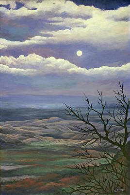 Moonscape Paintings