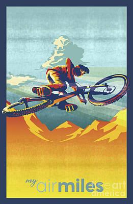 Bmx Bike Paintings