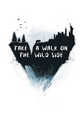 Designs Similar to Walk on the wild side