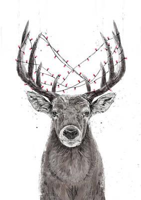 Designs Similar to Xmas deer by Balazs Solti