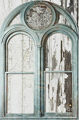 Painting - Cerulean Window by Mindy Sommers