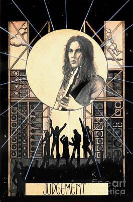 David Gilmour Drawings