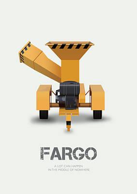 Fargo Digital Art