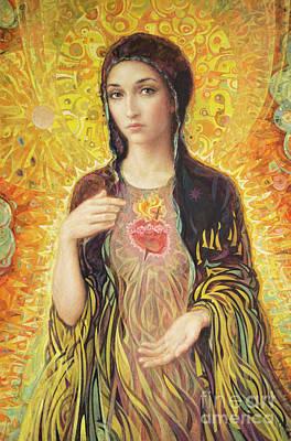 Virgin Mary Art Prints