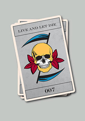 Live And Let Die Wall Art