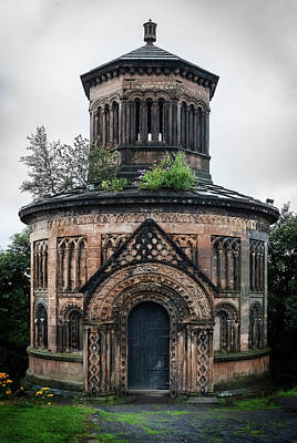 Photograph - Mausoleum by Bud Simpson