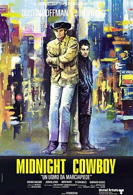 Midnight Mixed Media