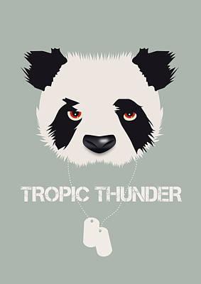 Tropics Digital Art