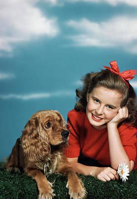 Designs Similar to 1940s 1950s Smiling Teen Girl
