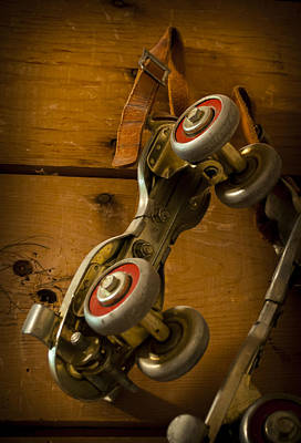Antique Skates Prints