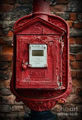 Designs Similar to Fireman - The Fire Alarm Box
