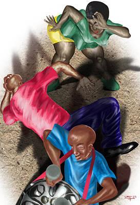 West Indies Digital Art Prints