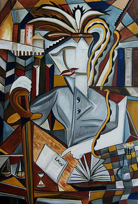 Serfinski Paintings Original Artwork