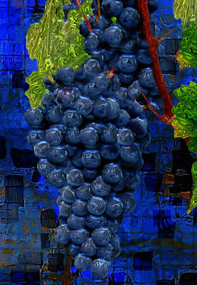 Woody Vine Prints