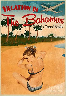 Designs Similar to Vintage Vacation Ad