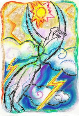 Images Lightning Original Artwork