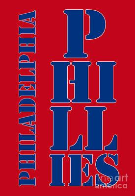 Philadelphia Phillies Stadium Drawings Prints