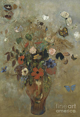 Designs Similar to Still Life With Flowers