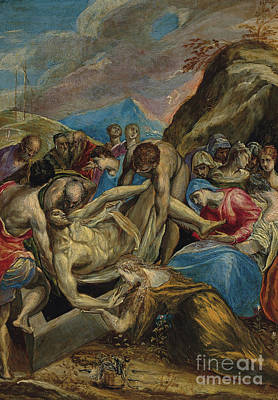 Designs Similar to The Entombment Of Christ