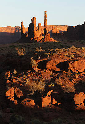 Designs Similar to Totem Pole Formation At Sunset