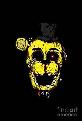 Designs Similar to Bloody Golden Freddy