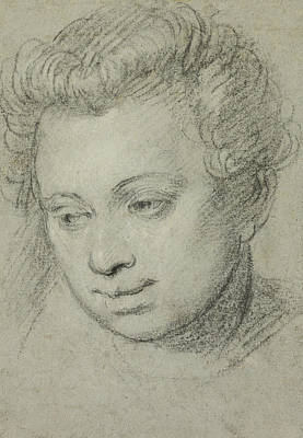 Designs Similar to Head Of A Woman