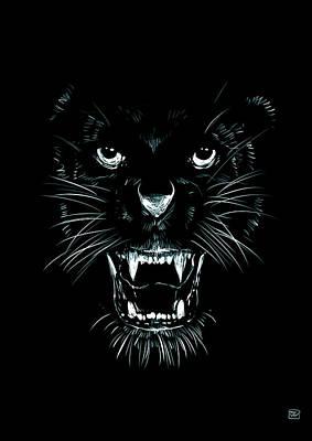 Beast Drawings