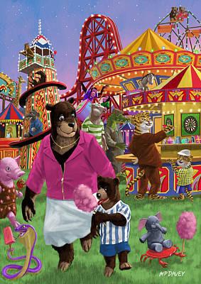 Designs Similar to Animal Fun Fair by Martin Davey